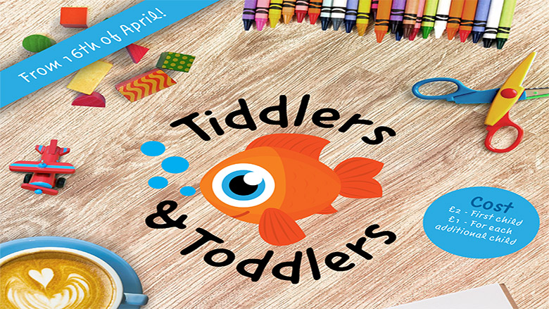 Tiddlers and Toddlers Group